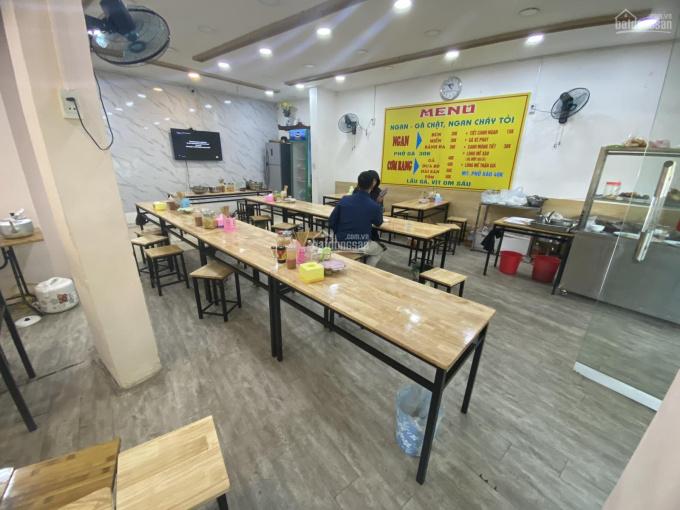 Cho thuê mặt bằng làm nhà hàng quán ăn mặt phố đường Huỳnh Thúc Kháng, diện tích 90m2, mặt tiền 7m ảnh 0