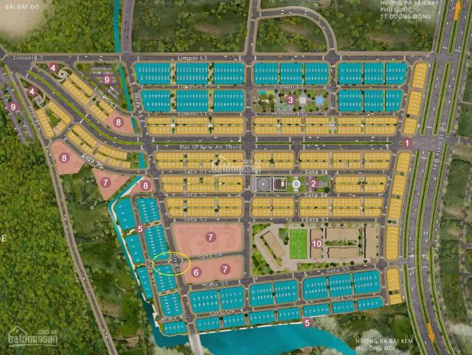 Chính chủ cần bán căn gần biển AT102, mặt đường trung tâm 36m, dự án Sungrand City New An Thới ảnh 0