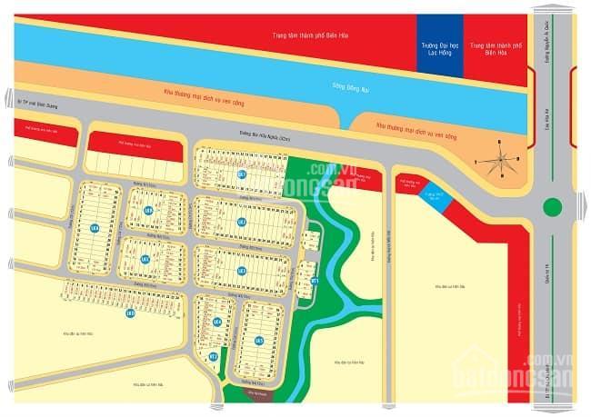 Biên Hòa Riverside MT Bùi Hữu Nghĩa thời điểm tốt nhất cho quý khách hàng mua an cư lạc nghiệp ảnh 0