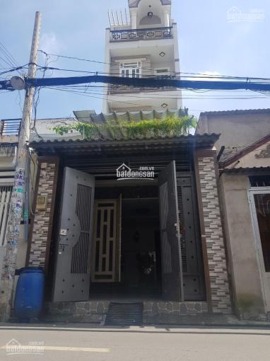 Bán nhà 5 tấm mặt tiền Miếu Gò Xoài, Bình Tân ảnh 0
