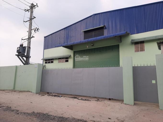 Bán xưởng diện tích 1200m2 điện nước đầy đủ - xưởng mới đẹp - LH 0336.242.797