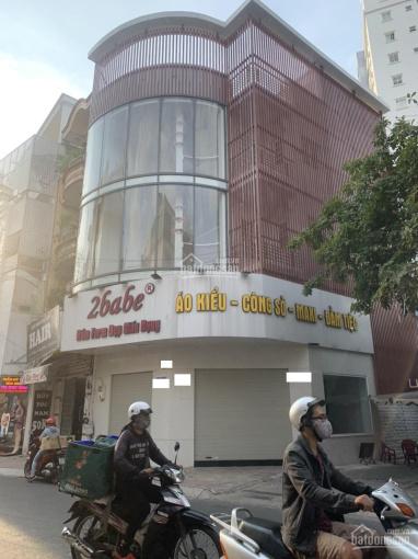 Cho thuê nhà nguyên căn góc 2 MT Rạch Bùng Binh, Q3, 5x14m, trệt 3 lầu, giá tốt nhất khu vực ảnh 0