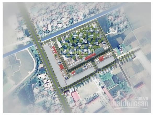 Bán đất đấu giá trung tâm thị trấn An Bài - Quỳnh Phụ - giá cực hấp dẫn ảnh 0