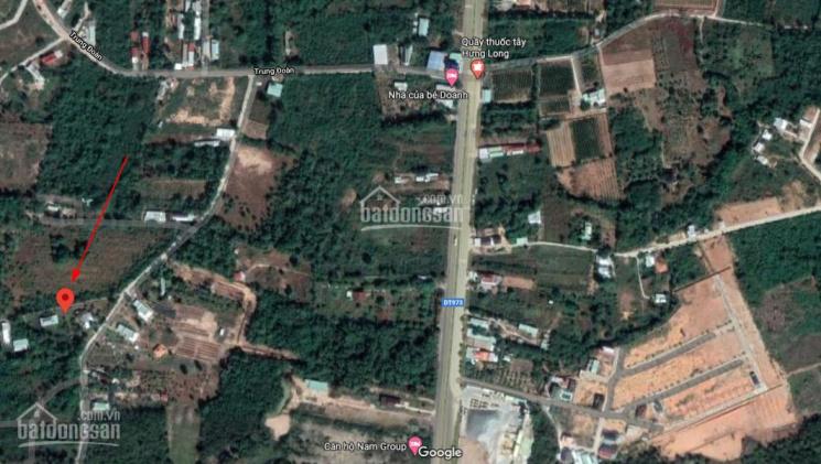 Chính chủ bán đất Phú Quốc sổ riêng 500m2 quy hoạch ONT khu Trung Đoàn, Búng Gội, Cửa Dương ảnh 0