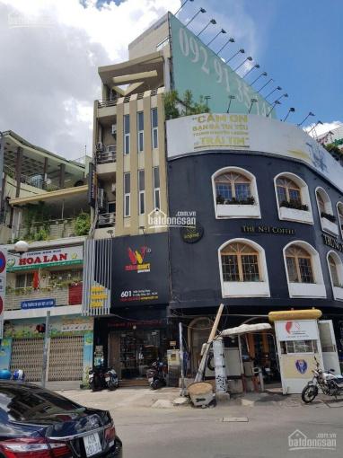 Bán nhà góc 2 MT đường Trần Hưng Đạo, Q5, DT 9.7x18m, 2 tầng HĐT 130tr/tháng giá chỉ 55 tỷ ảnh 0