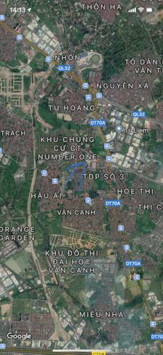 Cho thuê biệt thự tại khu đô thị Vân Canh, LH Hùng 0915618388 ảnh 0