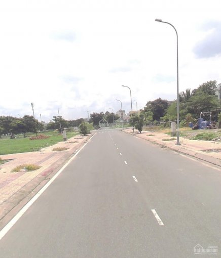 Đất KDC Đại Phước, MT Lý Thái Tổ, Nhơn Trạch, Đồng Nai, 5x20m, giá 590 triệu, gần phà Cát Lái, SHR ảnh 0