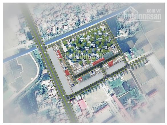 Bán lô góc 90m2 đất đấu giá khu 102 lô thị trấn An Bài - Thái Bình ảnh 0