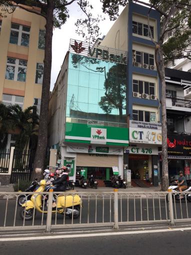 Bán nhà Quận 10 giá rẻ nhất Sài Gòn mặt tiền Trần Nhân Tôn 9,5 x 32m nở hậu 23m ảnh 0