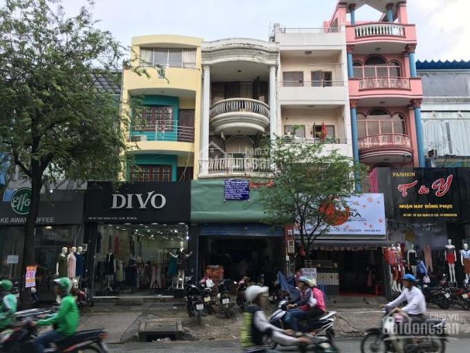 Bán nhà mặt tiền Nguyễn Trãi, Phường 3, Quận 5 DT: 5 x 20m kết cấu hầm 5 lầu. HĐT: 120tr/tháng ảnh 0