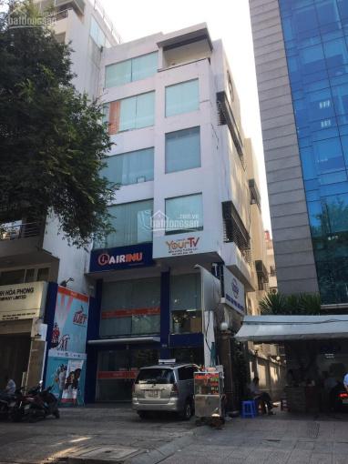 Cho thuê nhà mặt tiền Bến Vân Đồn - Khánh Hội Q4 DT 5x20m hầm + 5 lầu, thang máy 90tr/th ảnh 0