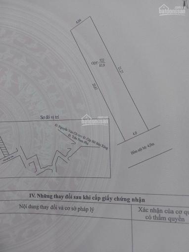 Bán nền 83m2 hẻm 9 đường Lộ Ngân Hàng, phường An Khánh, lộ ô tô 4m, giá chỉ 2.25 tỷ ảnh 0