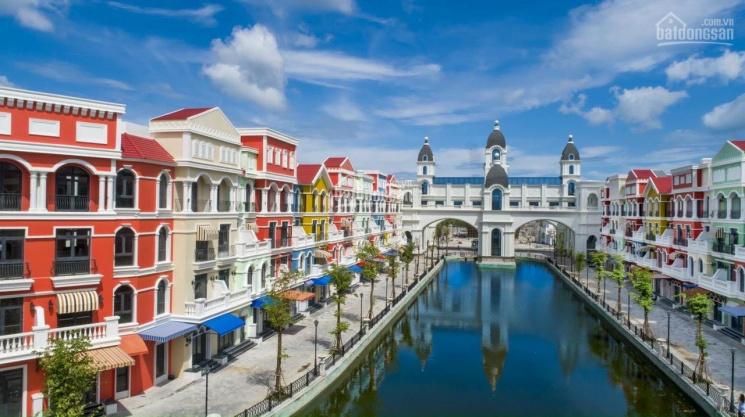 Vingroup - shophouse ven biển Phú Quốc - thanh toán 3,8 tỷ nhận nhà - cho thuê 70tr/tháng ảnh 0