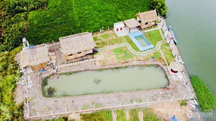Chủ cần bán gấp lô đất MT sông lớn, đối diện, cách dự án Phú Mỹ Hưng chỉ 50m, giá rẻ chỉ 2,8tr/m2 ảnh 0