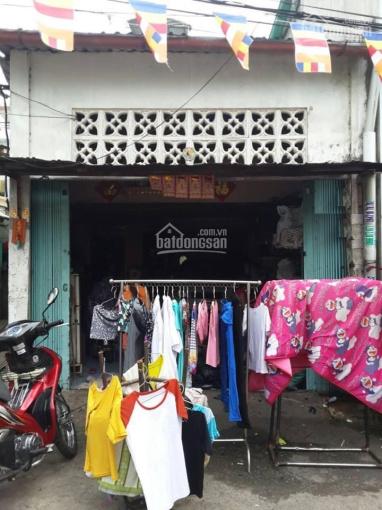 Nhà bán hẻm 4m 1/ Phạm Phú Thứ, (3,6x18m), vuông vức, nhà nát tiện xây mới ảnh 0