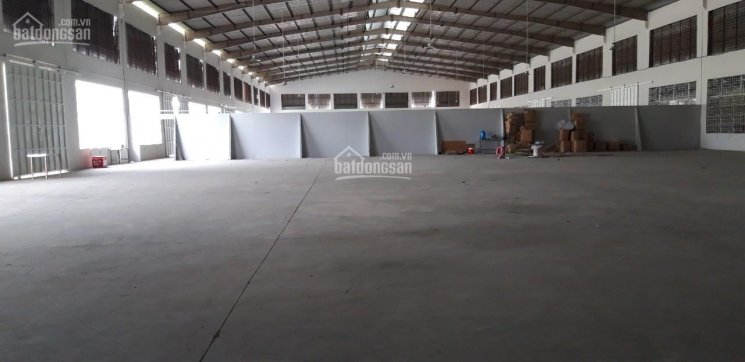 Cho thuê kho đường Lê Hồng Phong (nối dài), Q10 gần Hà Đô (xe container ra vao thoải mái, đẹp) ảnh 0