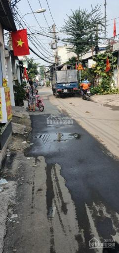 Mặt tiền Đông Hưng Thuận 05, phường Tân Hưng Thuận Q12, DT: 5 x 20m cấp 4, giá 5,4 tỷ ảnh 0