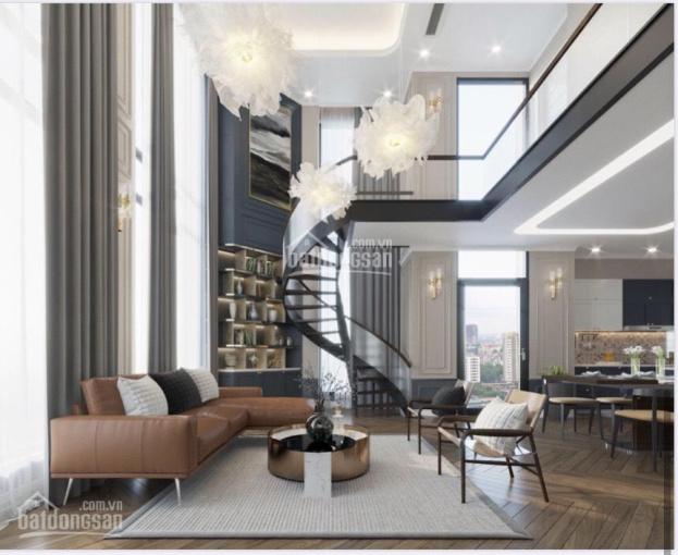 Chính chủ bán căn hộ Duplex The Golden Armor - B6 Giảng Võ, DT 150m2 3PN, giá chỉ 8,2 tỷ ảnh 0