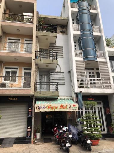 Bán nhà mặt tiền số 30 Tân Thành, Quận 5, vị trí đẹp, thuận tiện kinh doanh ảnh 0