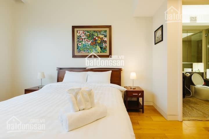 Bán căn hộ chung cư cao cấp tại Indochina Plaza Hà Nội 241 Xuân Thủy DT 116m2, 3 phòng ngủ 2WC full ảnh 0