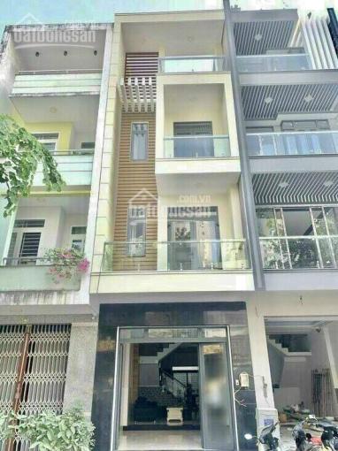 Bán nhà mới đẹp 4 tầng 4x18m, mặt tiền đường số khu Công Ích Phạm Hữu Lầu, Quận 7, giá 8.3 tỷ ảnh 0