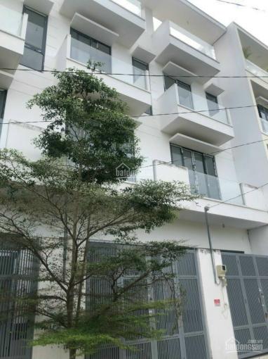 Bán gấp nhà mới đẹp 3 tầng DTSD 200m2, đường xe hơi KDC VIP Huỳnh Tấn Phát, TT Nhà Bè, 3,69 tỷ ảnh 0