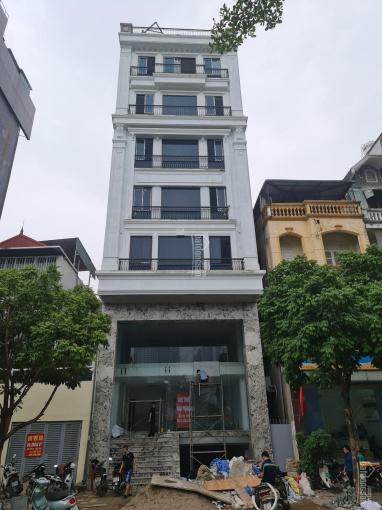 Cho thuê tòa nhà mặt phố Liễu Giai, Ba Đình. DT 170m2 x 8 tầng MT 7.5m