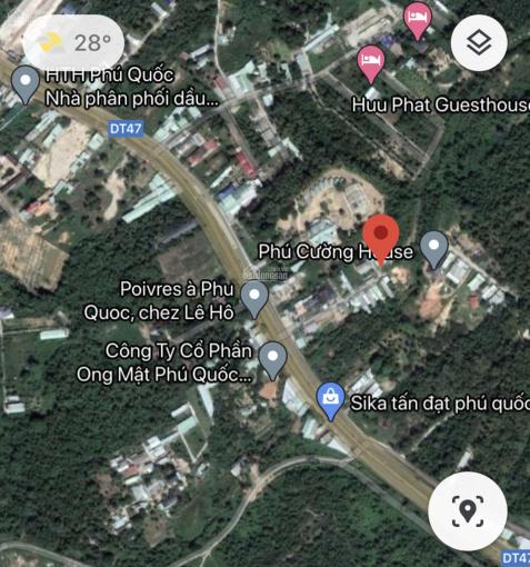Chính chủ bán đất Suối Mây, ĐT 47, Dương Tơ, Phú Quốc ảnh 0