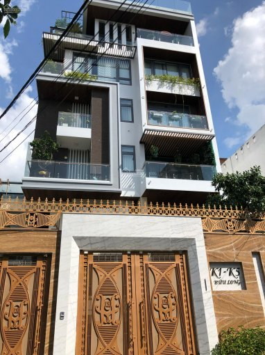 Bán building góc 2 MT Trần Bình Trọng, DT: 11x20m hầm lửng 5 lầu, giá bán chỉ 52 tỷ ảnh 0