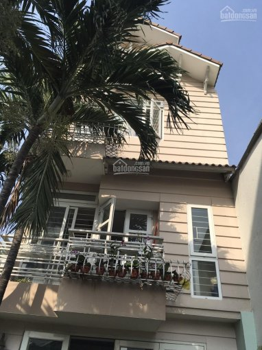 Cần bán nhà số 12 Thạnh Mỹ Lợi, khu phố 1, P. Thạnh Mỹ Lợi, Q. 2, DT 142m2, MT 5m, nhà 1 trệt 3 lầu ảnh 0