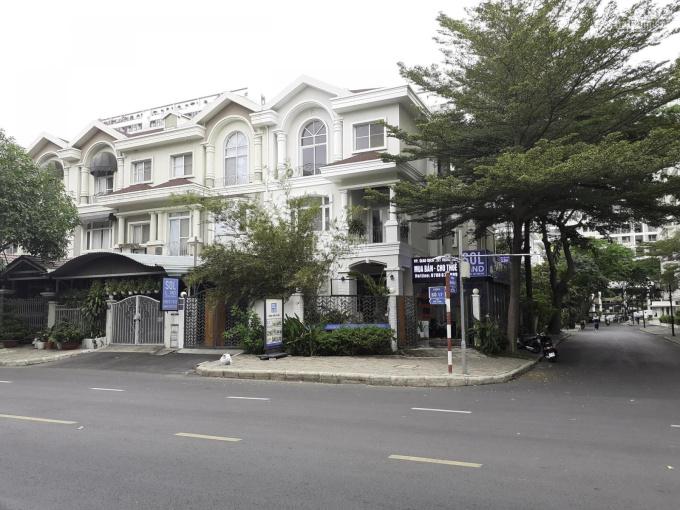 Cho thuê nhà phố kinh doanh mặt tiền đường 17 - khu Nam Viên Phú Mỹ Hưng - 0901.316.009 ảnh 0