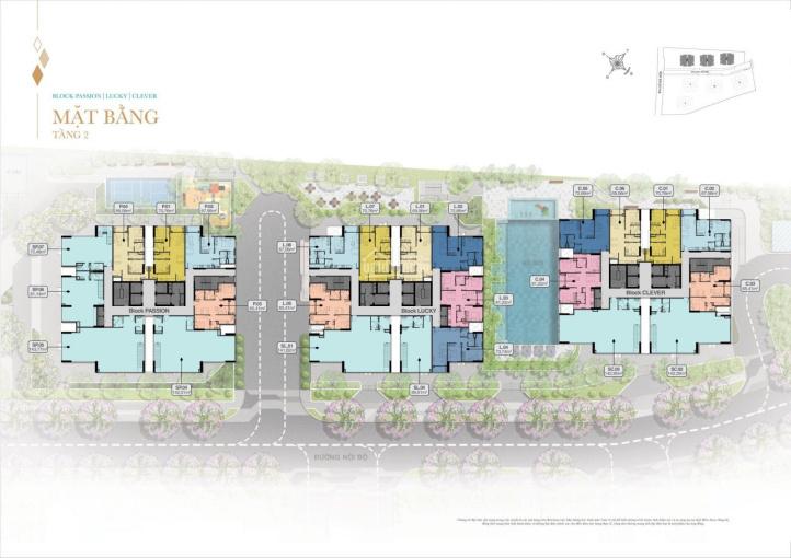 Căn hộ cao cấp ngay TP. Biên Hòa, TT trả chậm chỉ 300tr sở hữu căn 70m2 hoàn thiện cao cấp ảnh 0