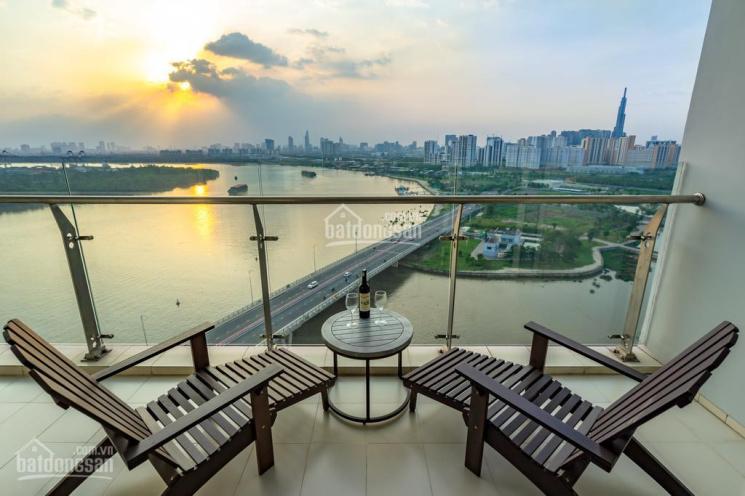 Căn hộ Đảo Kim Cương, Dual Keys 143m2, view trực diện sông, full NT đẹp, giá 12 tỷ. 0972947323 ảnh 0