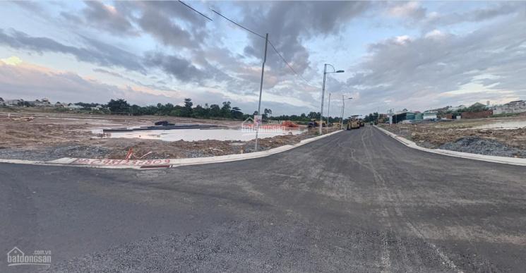 Bán đất sổ hồng riêng tại đường Thuận Giao 13, Thuận An, BD, DT 85m2, TT 1 tỷ 340 triệu. 0974400064 ảnh 0