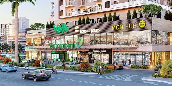 Căn shop đẹp nhất dự án Biên Hòa Universe, căn góc view công viên, chỉ 47,5tr/m2, LH 0936 193 217