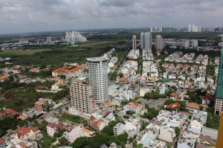 Thanh toán 900tr nhận ngay căn hộ, diện tích 75m2, 2PN/2WC đường Hoàng Quốc Việt, Quận 7 ảnh 0