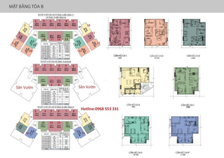 CC cần tiền bán gấp CHCC IA20 Ciputra 2005 tòa B DT 92m2, giá 2 tỷ, LH 0916419028 ảnh 0