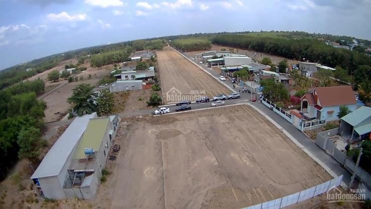 Đất 3 mặt tiền trung tâm Hắc Dịch, thị xã Phú Mỹ, Bà Rịa Vũng Tàu vị trí đẹp, giá rẻ T2/2021 ảnh 0