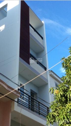 Cho thuê nhà 4x15m 4 lầu chợ Tân Mỹ ngay bệnh viện Pháp Việt ảnh 0