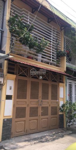 Cần bán nhà ngay mặt tiền Nguyễn Tri Phương, P8, Quận 10, DT 4x12m, trệt lầu, giá 5.5 tỷ TL ảnh 0