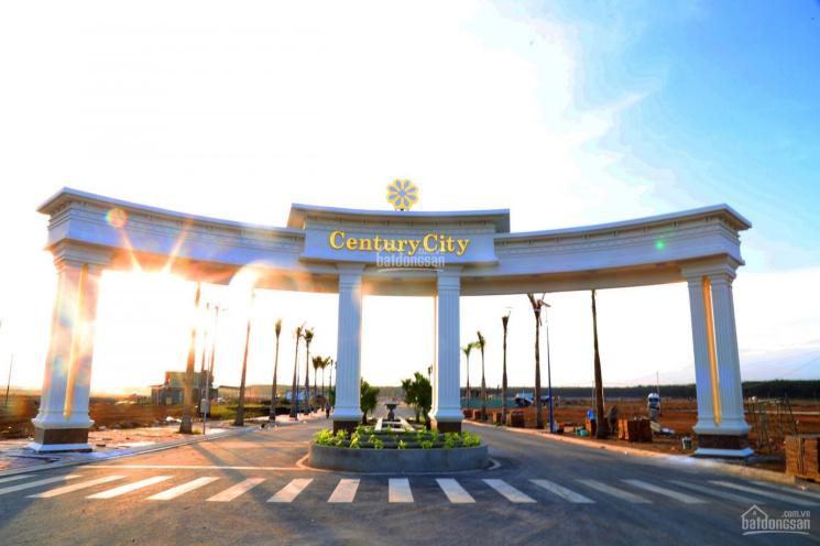 Bán đất nền dự án Century City, gốc 16tr/m2, sổ hồng thổ cư, hạ tầng hoàn thiện, LH: 0908 434 814 ảnh 0