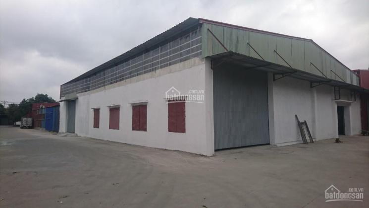 Chính chủ cho thuê kho xưởng 700m2 giáp đường 5 ngay ngã tư Long Thành Nam Sơn, An Dương, Hải Phòng