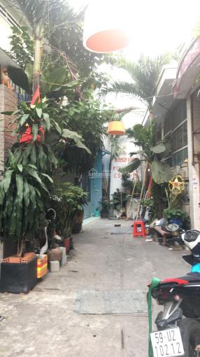 Cho thuê nhà 4x13m, 1 lầu hẻm Tân Hương ( gần chợ Tân Hương ) ảnh 0