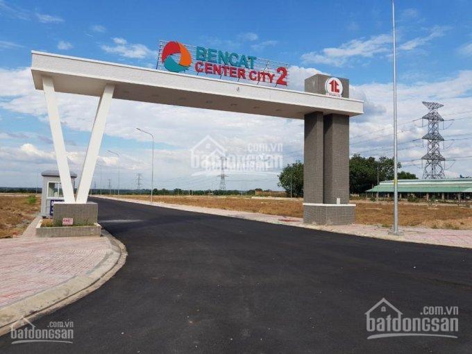 Bán đất nền dự án Bến Cát Center City 2, sổ riêng, giá chỉ 650 triệu/nền ảnh 0