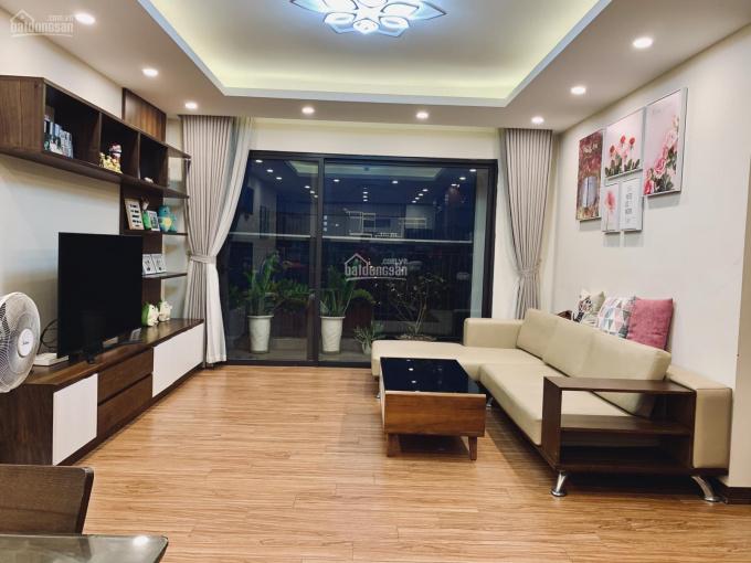 Cần bán chung cư 120m2, 3 phòng ngủ, đầy đủ nội thất, chung cư CT15 Green Park Việt Hưng ảnh 0