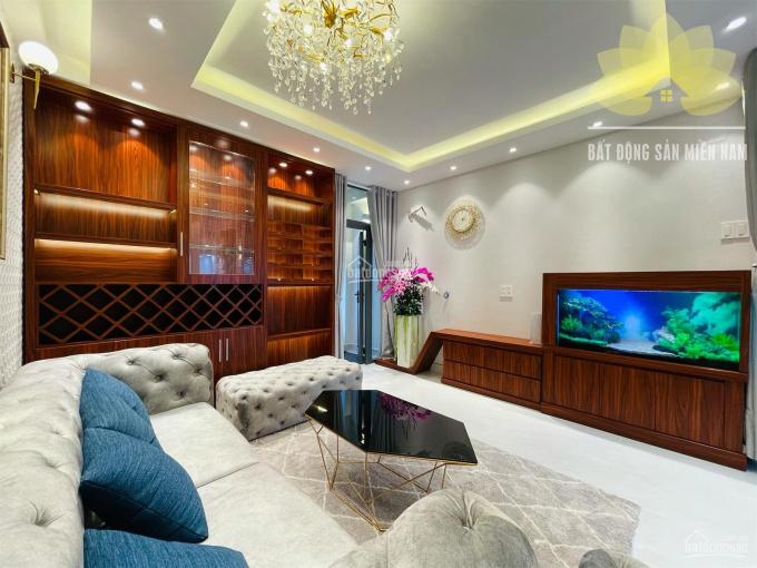 Cho thuê nhà khu Nguyễn Văn Khối, Gò Vấp. 5 tầng 5PN thang máy giá 25 triệu/tháng, full nội thất ảnh 0