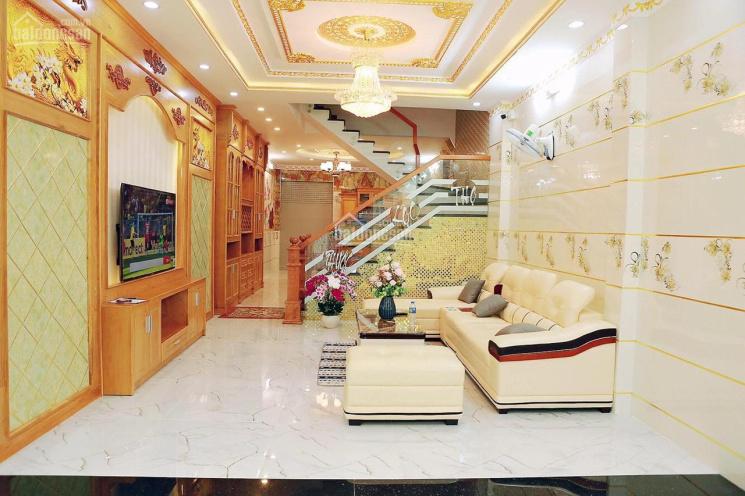 Bán nhà mua ở rất tốt đường Nguyễn Tri Phương, phường 8, quận 10, DTSD: 180m2, 3 lầu, giá 6 tỷ ảnh 0