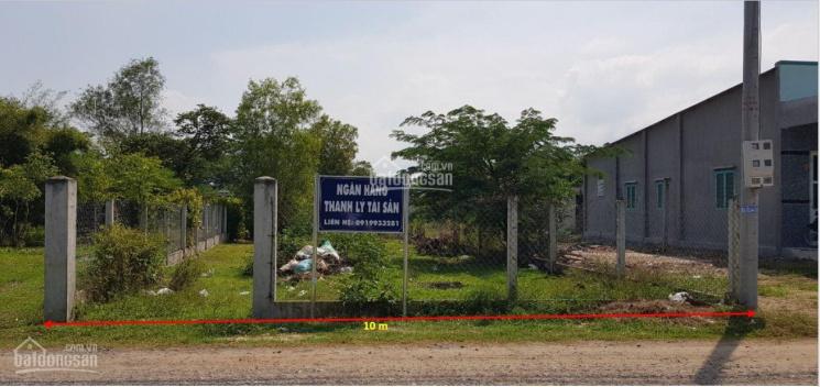 Ngân hàng thanh lý - Đất ở tại ấp Lập Thành,xã Hòa Khánh Tây, Đức Hòa,Long An, DT 400m2 giá 1.179tỷ