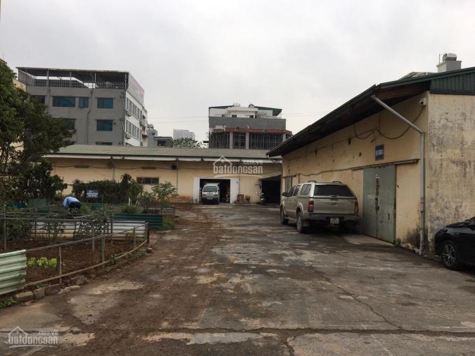 Chính chủ cần cho thuê 650 m2 kho sắt tiền chế tại số 1 Kiều Mai, Phúc Diễn, Bắc Từ Liêm, HN.