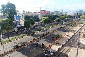 Sở hữu ngay 2 lô liền kề MT Hùng Vương Quốc lộ 14 gần công viên Phạm Văn Đồng TTTT ChưSê 0898162152 ảnh 0